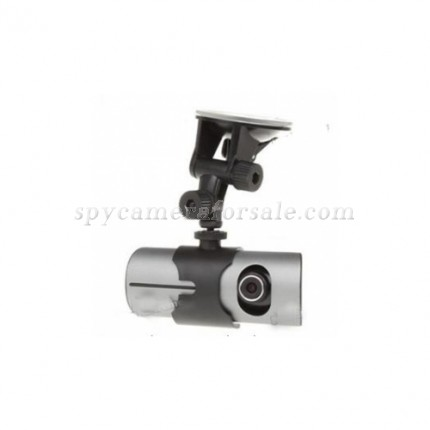 "Car Camera DVR Recorder - Car GPS DVR Camcorder 2.7"" Vehicle Dual-Cam Black Box"