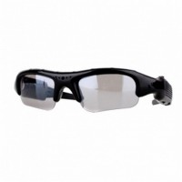 hidden Spy Sunglasses Camera - 1280*960 High Resolution sunglasses DVR supporting TF/Micro SD Card