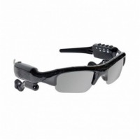 hidden Spy Sunglasses Cam - 8G Sunglasses Camera DVR Video Recorder Bluetooth MP3