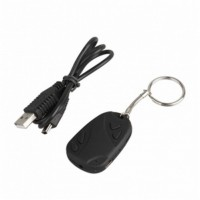 hidden Spy Car Key Camera DVR - 720x480 Video 30FPS DVR Hidden Camera Spy Car Key Chain