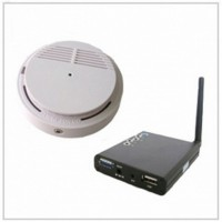 2.4GHZ Wireless Spy Camera - 2.4GHz Wireless Security System Spy Camera with A/V Receiver