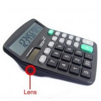 Professional wireless hidden Spy Camera - Wireless Spy Camera Electronics Calculator with Video Receiver