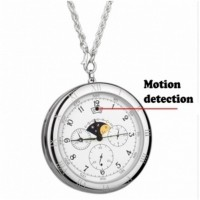 1280*960 30fps Motion Detection Table Pocket Clock Spy Camera with PC /Hidden Camera