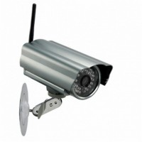 Wireless hidden Spy Cam - Waterproof IP Security Camera with WIFI and Night Vision
