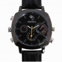HD Spy Watch Camera - 1920x1080 Resolution 4G HD Real 1080p Waterproof Spy Watch Camera Mini DVR
