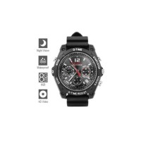 Spy Watch Cameras recoder - HD Night Vision Waterproof Spy Watch (8GB)