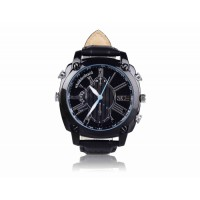HD hidden Spy Watch Camera - 1080P HD Camera IR Night Vision Wristwatch Camera with 8GB Memory