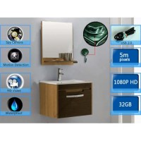 Pothook Washroom Spy Camera - Stainless Steel Bathroom Hook Hidden HD Spy Camera DVR 32GB 1920X1080 Motion detection
