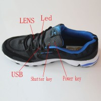 Shoe Spy Camera,Spy Shoes,Shoecam,Camera Shoe,Hot Shoe Camera,Camera Shoe Mount,Cam Shoes,Camera HotShoe,Cam Shoe,Shoe Spy CamNew 32GB Men Sports Shoes Pinhole Spy  Hidden HD Camera Recorder 1280X720P